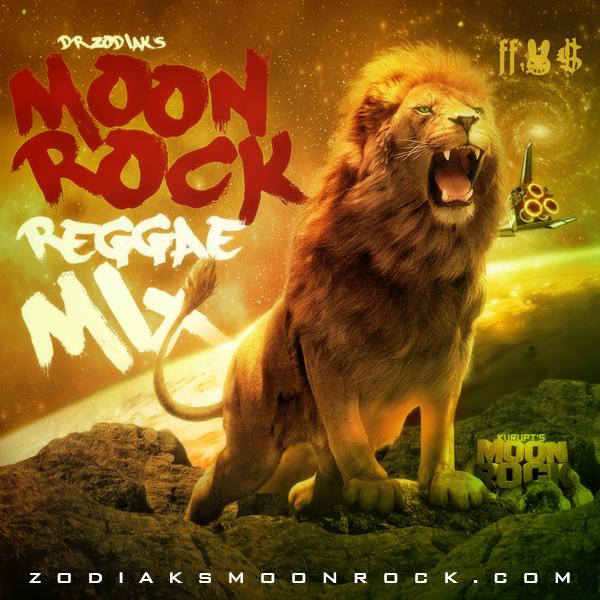 Dr Zodiak's Moonrock Reggae Mix *FREE ALBUM* – Dr Zodiak's