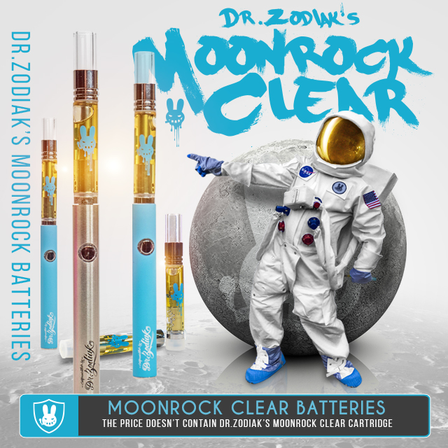 Dr.Zodiak's Moonrock Batteries